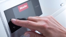 miele touch display