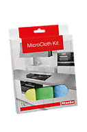 GP MI S 0031 W MicroCloth Kit, 3 stycken